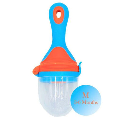Baby Food Pacifiers Fruit Feeder Nipples