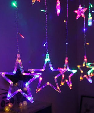 Star Light  Christmas Decoration