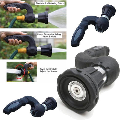 Mighty Blaster Garden Water Gun Sprinkler Spray Nozzle Car Washer Garden Farm Hose Watering Plant Water Jet Irrigation