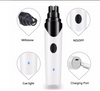 Rechargeable Nails Dog Cat Care Grooming USB Electric Pet Dog Nail Grinder Trimmer Clipper Pets Paws Nail Cutter