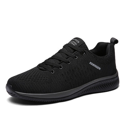 New Mesh Men Casual Shoes Lac-up Men Shoes Lightweight Comfortable Breathable Walking Sneakers