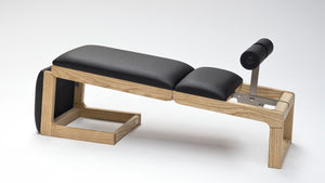 NOHrD TriaTrainer training bench - Ash, artificial leather