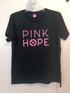 Black Pink Hope Lets Call It CanTcer Shirt