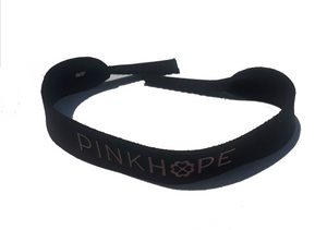 Pink Hope Breast Cancer Ribbon Sunglasses Holder