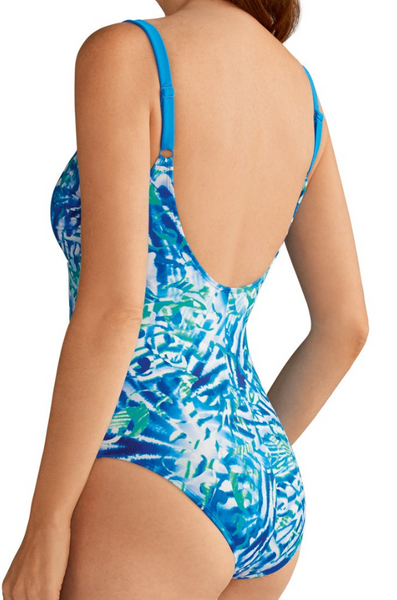 Curacao One Piece Swimsuit