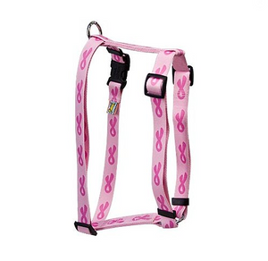 Breast Cancer Pink Roman Harness