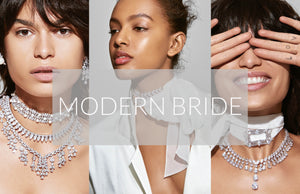 Shop the FALLON bridal jewelry collection.  Bridal chokers, bridal earrings, bridal necklaces, bracelets, and more!