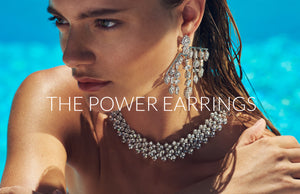 Shop FALLON statement earrings - chandelier earrings, drop earrings, and statement hoops.