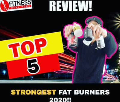 Demonio makes TJs top 5 Fat Burners 2020