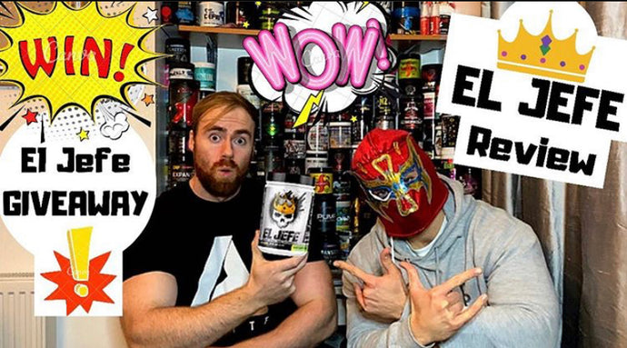 Review Bros' Take on EL JEFE Preworkout