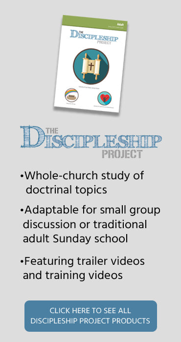The Discipleship Project Adult