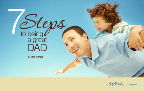 7 Steps to Being a Great Dad Kit (package of 10)