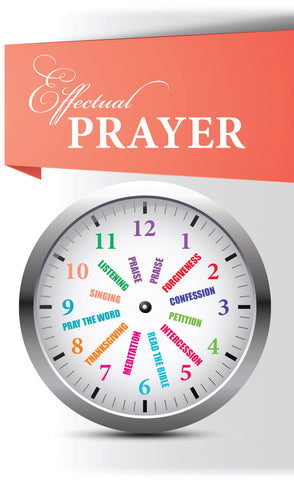 Tract - Effectual Prayer (Package of 100)