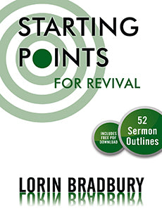 Starting Points for Revival (PDF) (eBook)