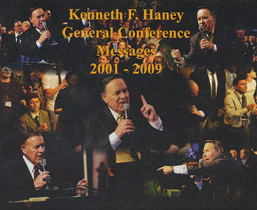 Kenneth F. Haney GC Messages 2001-2009 DVD