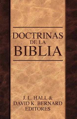 Doctrines of the Bible (Spanish)