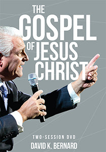 The Gospel of Jesus Christ Two Session - DVD