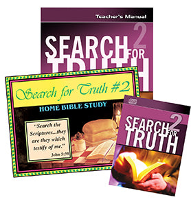 Search for Truth 2 Mini Chart Kit