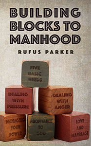 Building Blocks to Manhood (eBook)