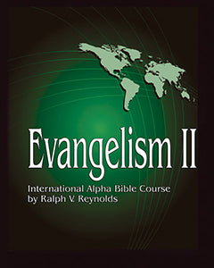 Evangelism 2 - Alpha Bible Course
