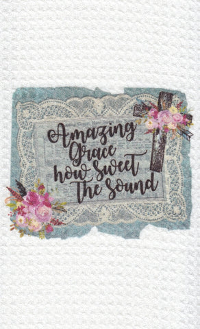 Kitchen Towel Amazing Grace