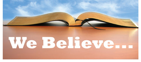 Tract - We Believe (Package of 100)
