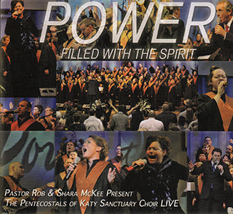 Power Filled With The Spirit - CD (2013)