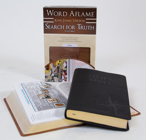 Search For Truth Study Bible