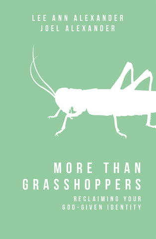 More Than Grasshoppers Reclaiming Your God-Given Identity