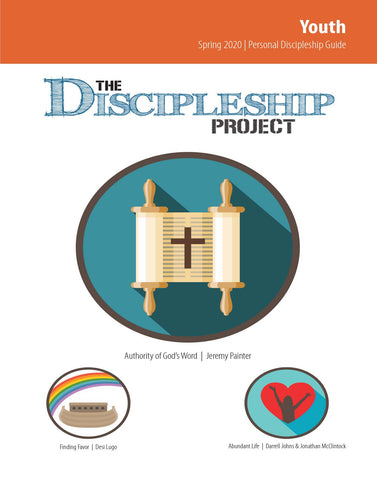 TDP Youth Personal Discipleship Guide Spring 2020