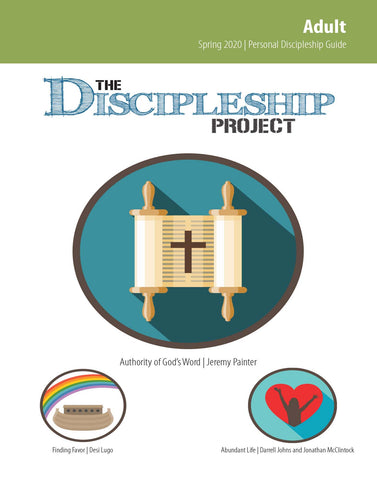 TDP Adult Personal Discipleship Guide Spring 2020