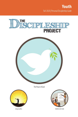 TDP Youth Personal Discipleship Guide Fall 2020