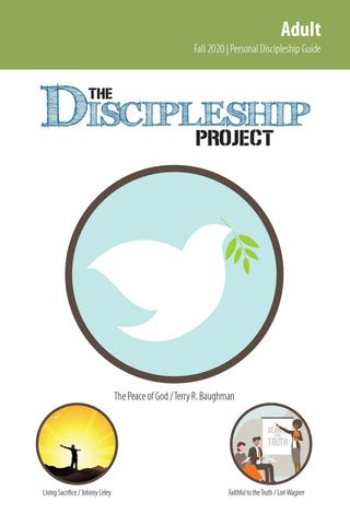 TDP Adult Personal Discipleship Guide Fall 2020