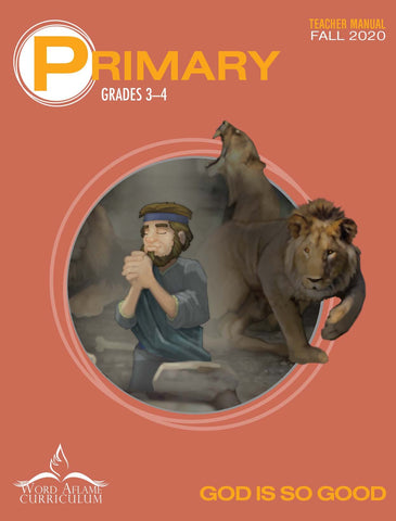 Primary Teacher's Manual Fall 2020 (Download)