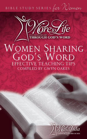 Women Sharing God's Word (Download)