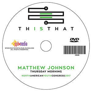 2017 NAYC - Matthew Johnsonr - Hypen Young Adults - Thursday  - DVD