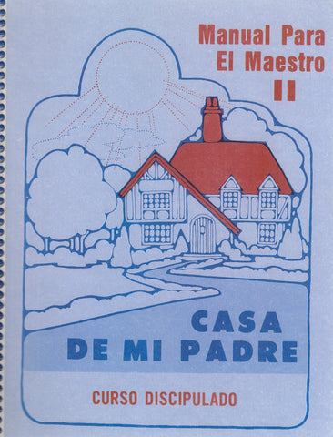 My Father's House - Level 2 - Teacher's Manual (Spanish)