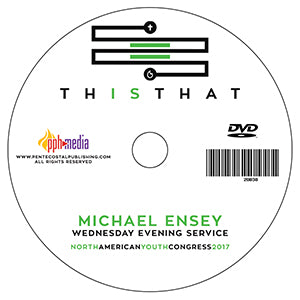 2017 NAYC - Michael Ensey - Wednesday Evening - DVD