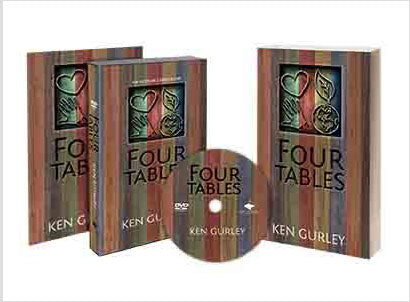 Four Tables Small Group Kit