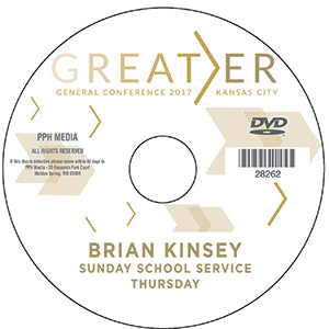2017 GC - Brian Kinsey - Sunday School Svs - Thurs  MP4