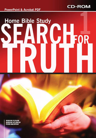 Search for Truth 1 - PowerPoint - CD