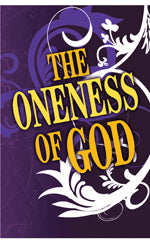 Tract - The Oneness of God (Package of 100)
