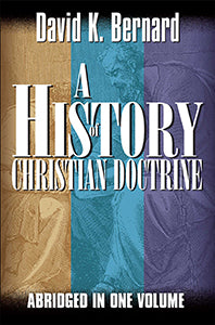 A History of Christian Doctrine: Abridged in One Volume (eBook)
