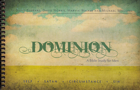 Dominion - A Bible Study for Men