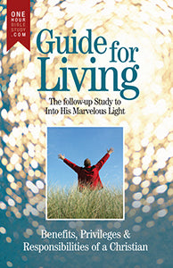 Into His Marvelous Light - Guide for Living