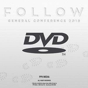 2016 GC - David K. Bernard - General Superintendent  - Friday Evening DVD