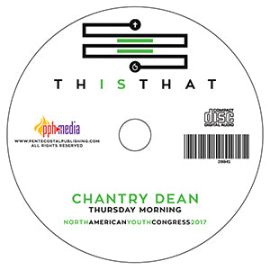2017 NAYC - Chantry Dean - Teens- Thursday  - CD