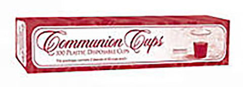 Communion Cups - (Package of 100)