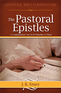 Pastoral Epistles (eBook)