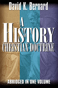 A  History of Christian Doctrine Abridged in One Volume